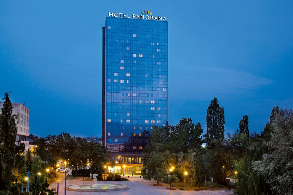 Panorama Zagreb Hotel In Zagreb Croatia Expedia