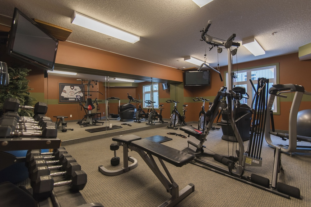 Gym, Windtower Lodge and Suites