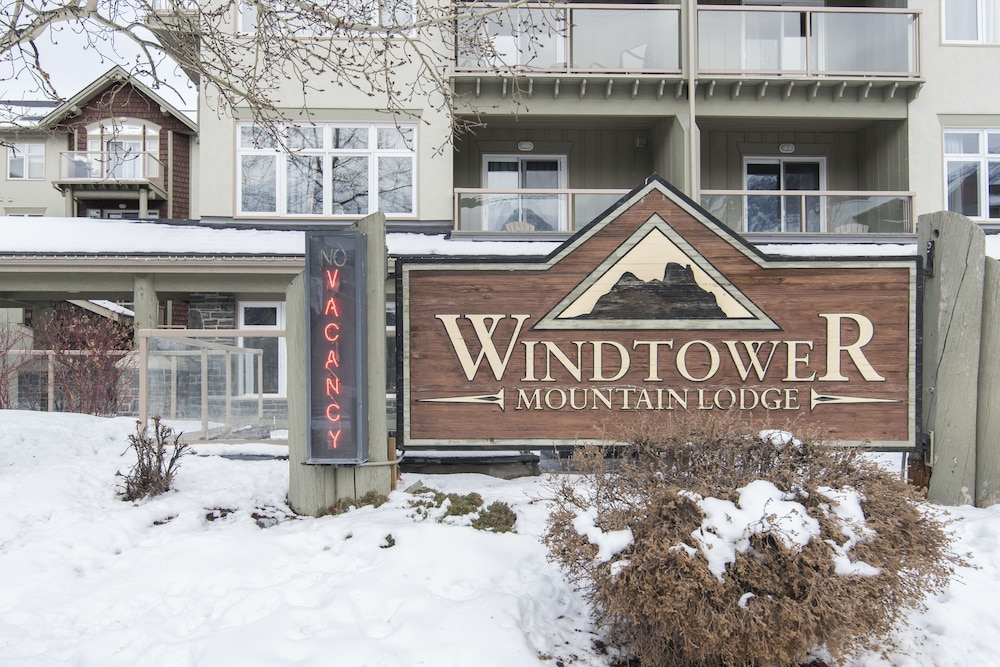 Front of Property, Windtower Lodge and Suites