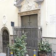 Exterior detail