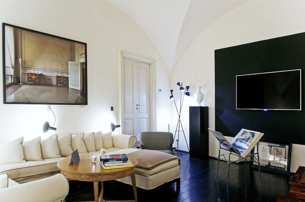 Living Area, The Place Firenze