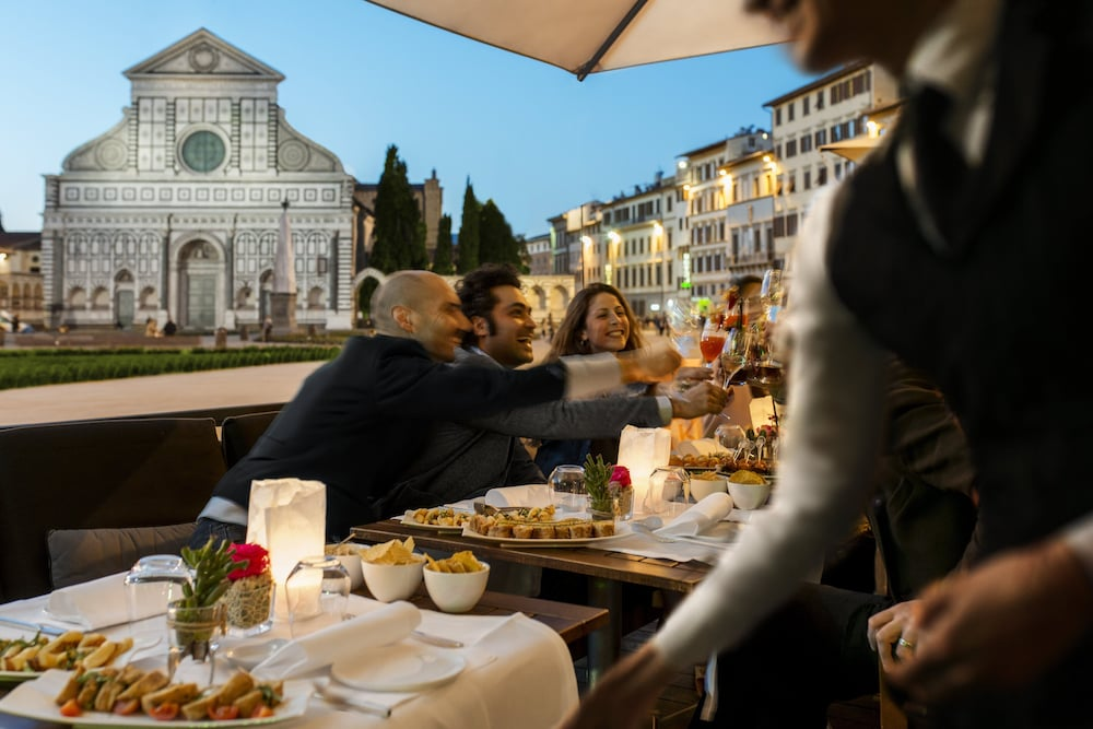 Restaurant, The Place Firenze