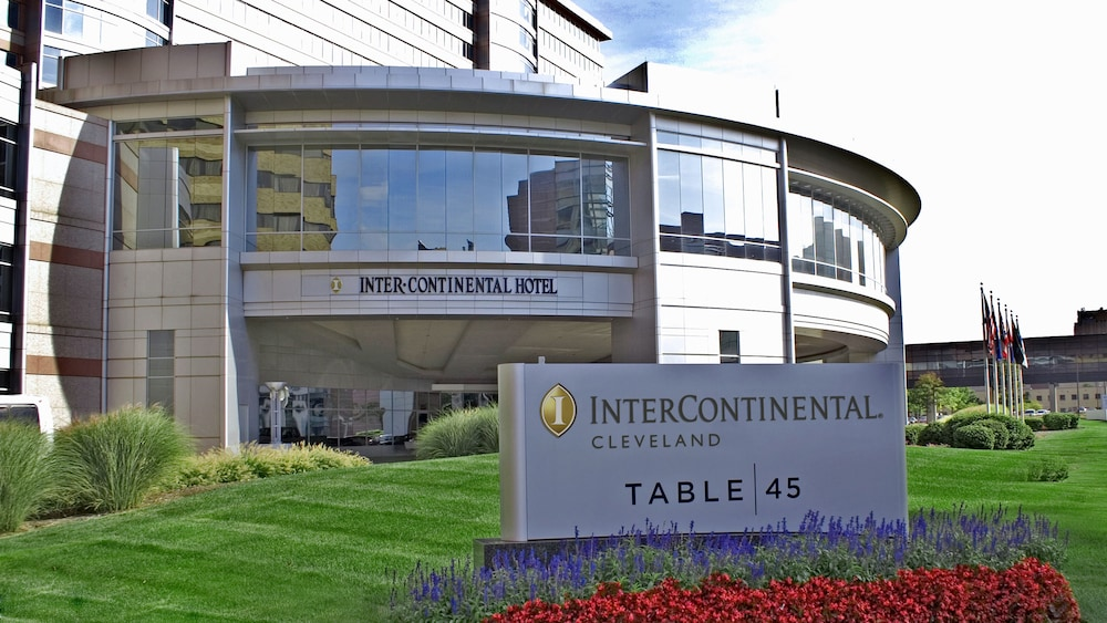 InterContinental Cleveland: 2019 Room Prices $162, Deals & Reviews