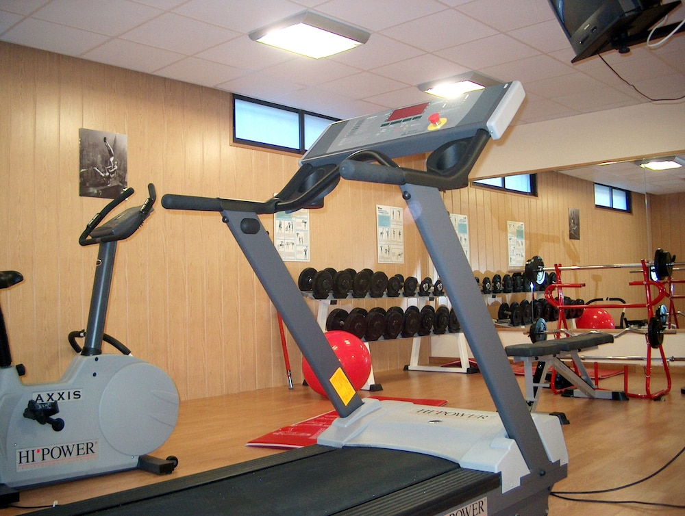 Gym, Hotel Spa Tudanca Aranda
