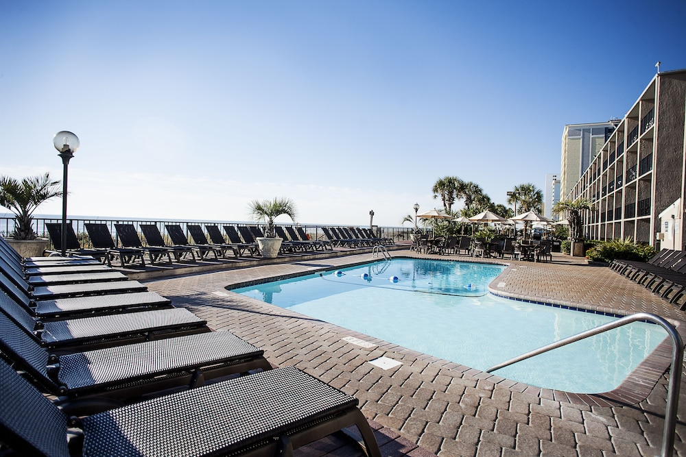 Outdoor Pool, Compass Cove Resort