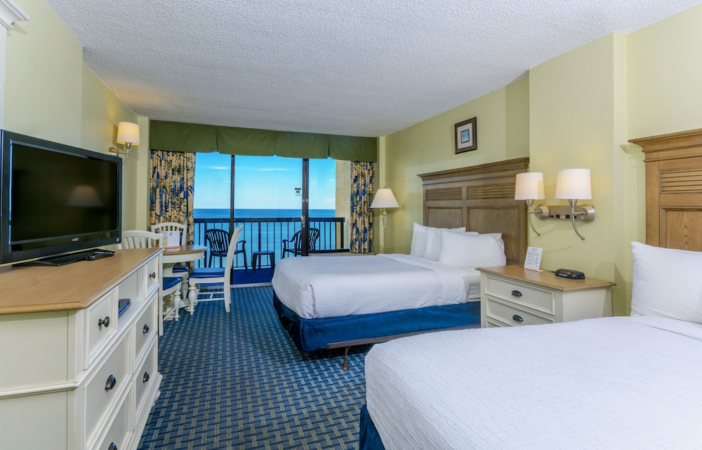 Room, Compass Cove Resort