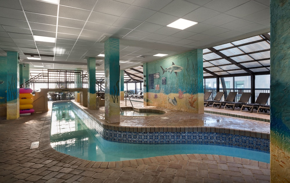 Indoor Pool, Compass Cove Resort