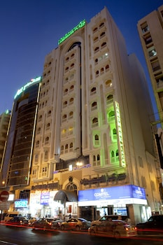 Hotel Front - Evening/Night