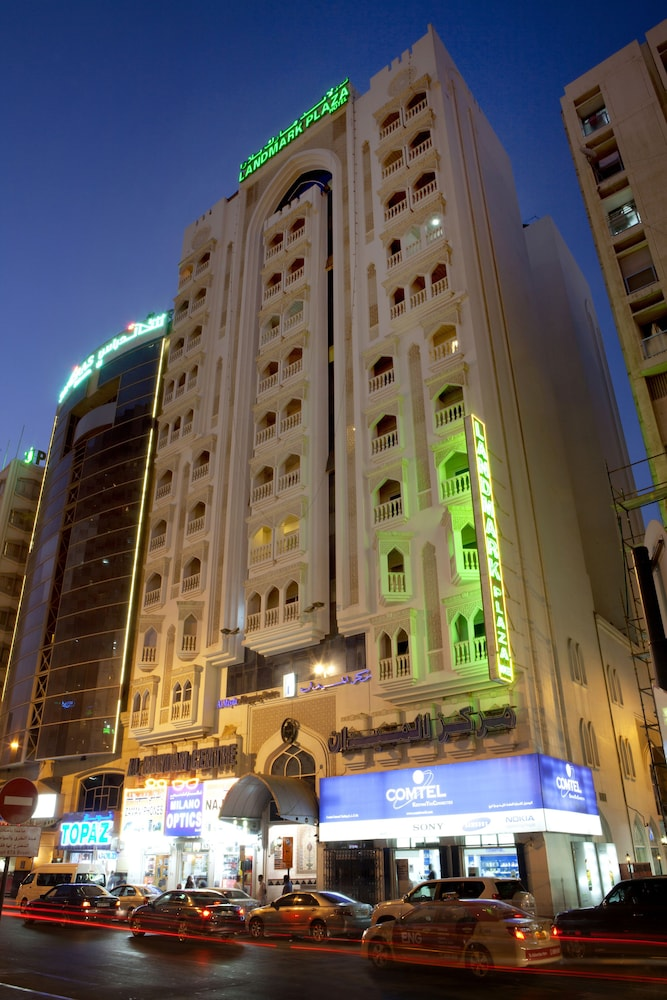 Book landmark plaza baniyas dubai hotel deals for Dubai hotel deals