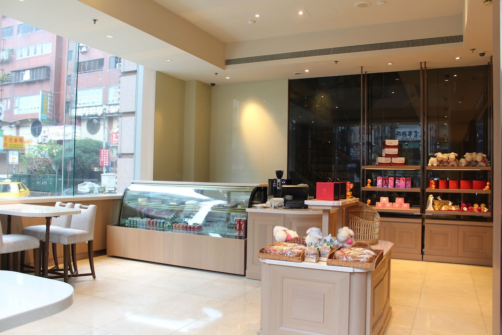Coffee Shop, Chateau De Chine Hotel Taoyuan