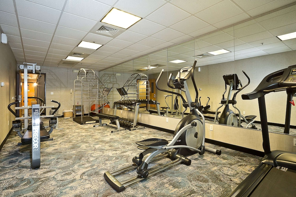 Fitness Facility, Hawthorn Suites by Wyndham Oakland/Alameda