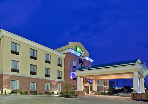 Great Place to stay Holiday Inn Express Hotels and Suites Dayton North Tipp City near Tipp City