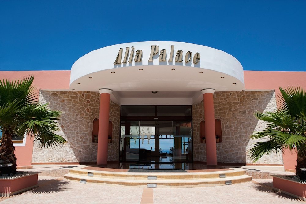 Property Entrance, Alia Palace Hotel - Adults Only 16+