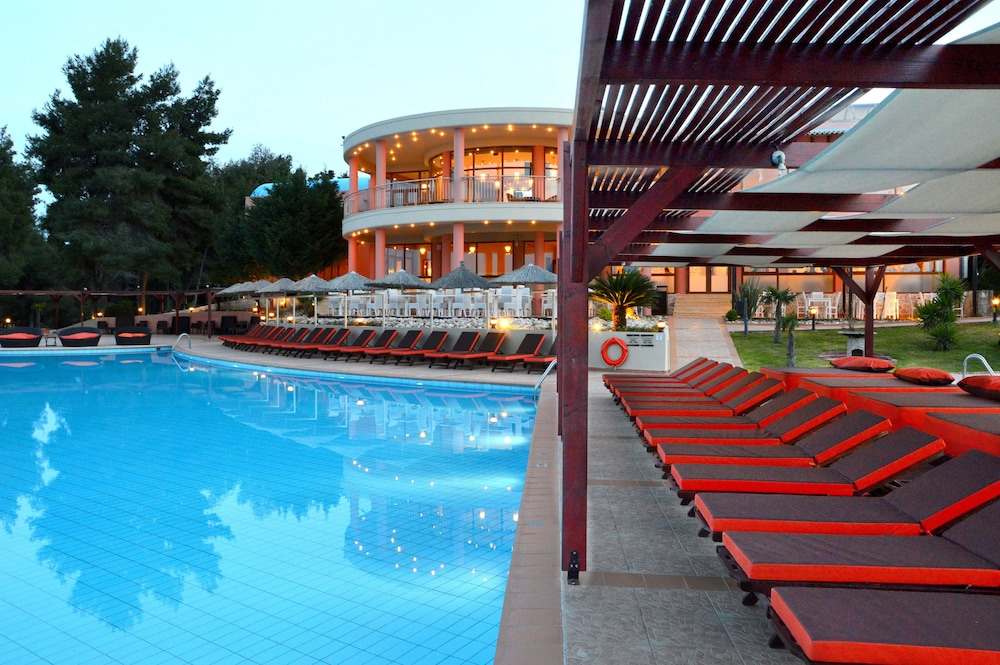 Pool, Alia Palace Hotel - Adults Only 16+