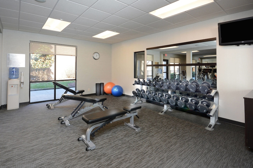 Fitness Facility, Courtyard by Marriott Danville