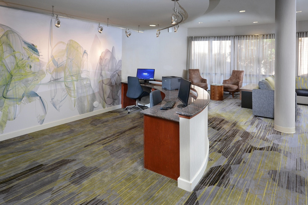 Business Center, Courtyard by Marriott Danville