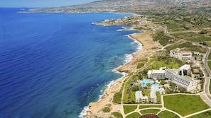 Beach nearby, beach cabanas, beach towels