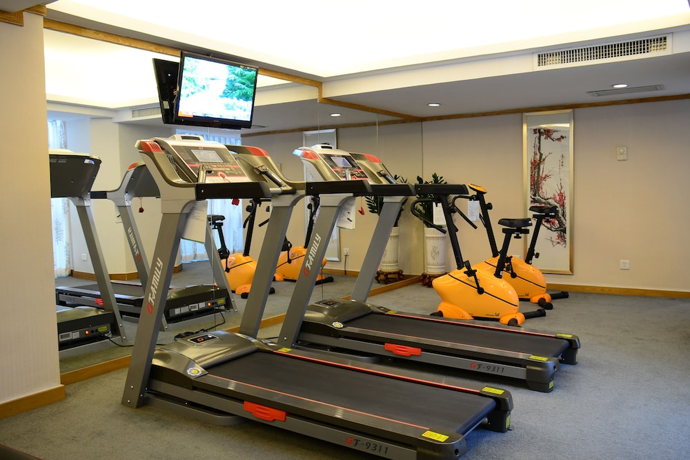 Gym, Guangdong Hotel