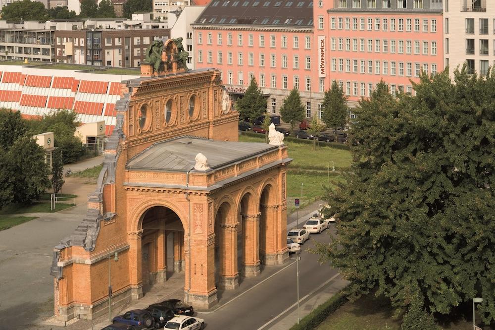Hotel Movenpick Berlin Anhalter Bahnhof