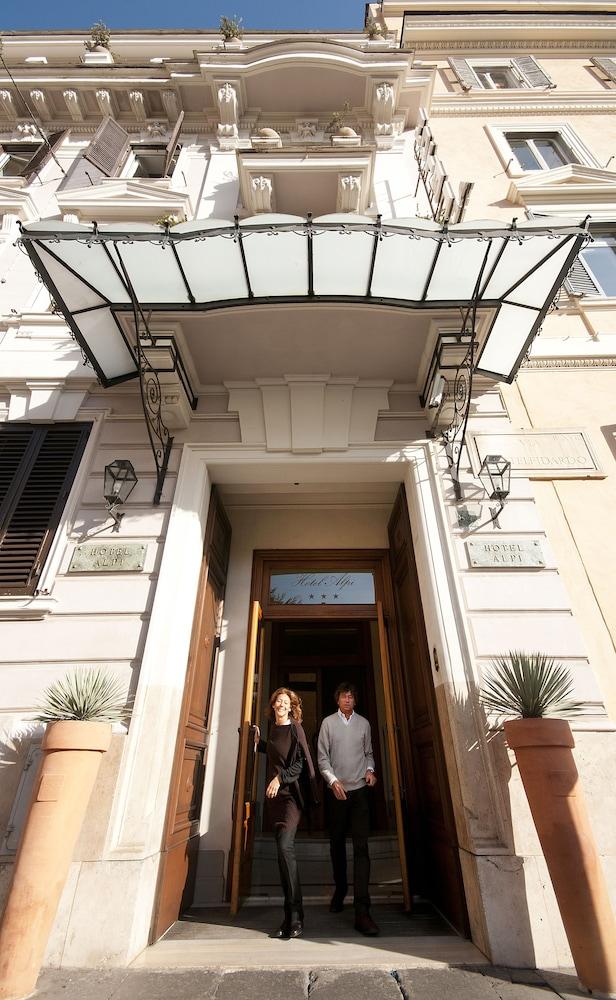 Alpi Hotel Rome