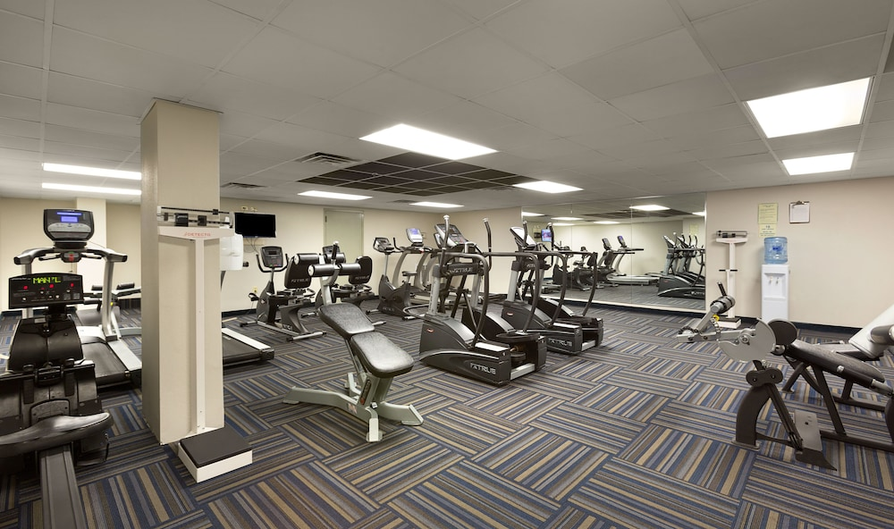 Gym, Grande Cayman Resort