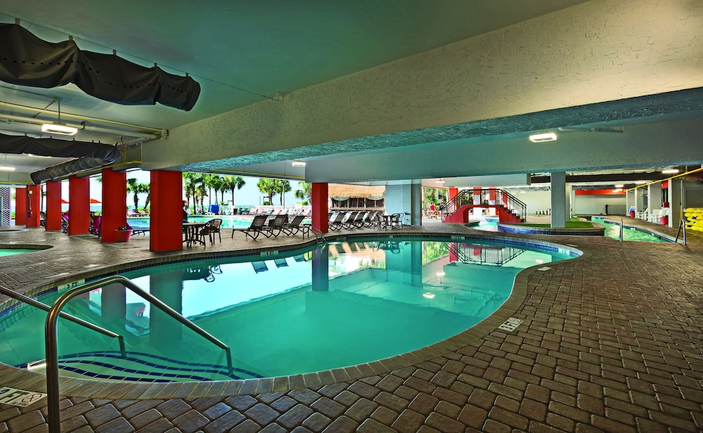Indoor Pool, Grande Cayman Resort