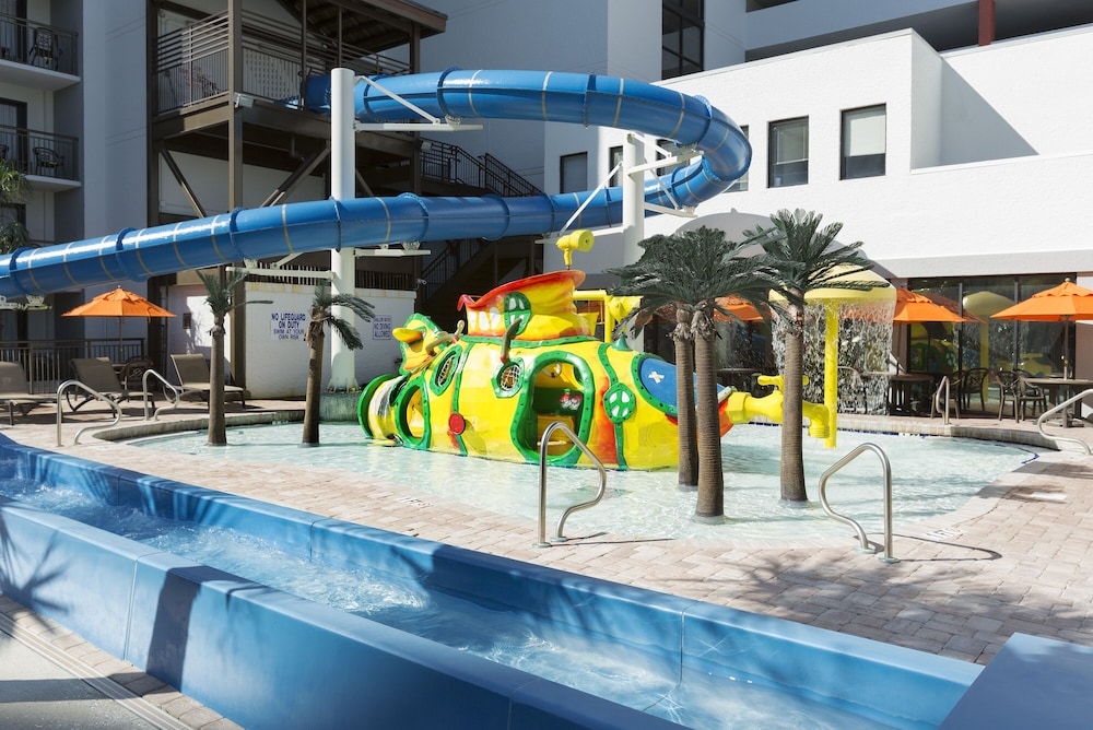 Waterslide, Grande Cayman Resort