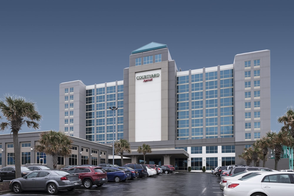Exterior, Courtyard by Marriott Carolina Beach