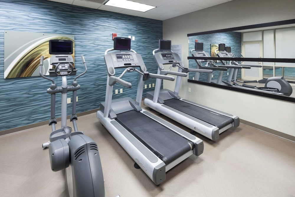 Fitness Facility, Courtyard by Marriott Carolina Beach
