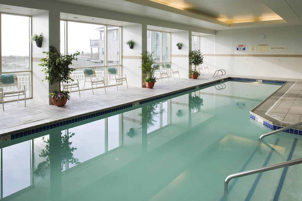 Indoor Pool, Courtyard by Marriott Carolina Beach