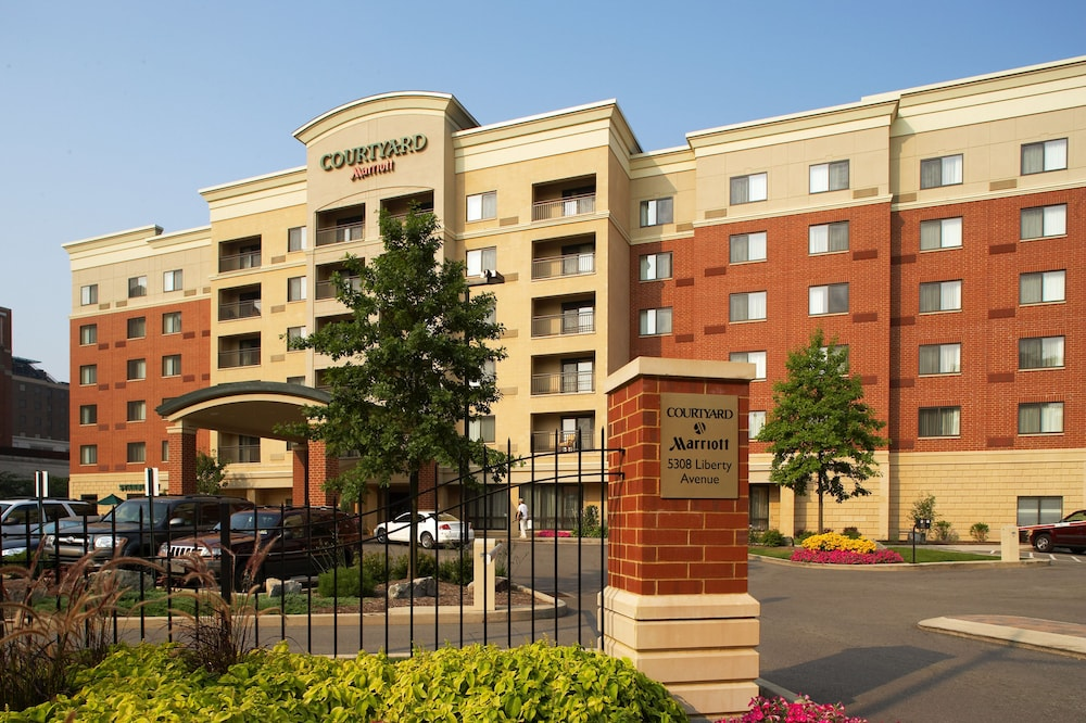 Front of Property, Courtyard by Marriott Pittsburgh Shadyside