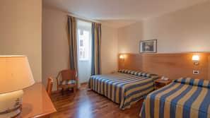 객실 내 금고, 책상, 방음 설비, 무료 유아용 침대