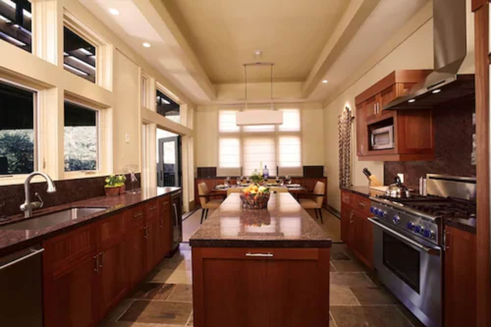 Private Kitchen, Calistoga Ranch, Auberge Resorts Collection Napa Valley