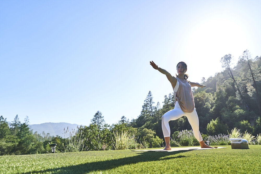 Yoga, Calistoga Ranch, Auberge Resorts Collection Napa Valley