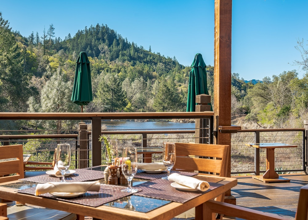 Breakfast Area, Calistoga Ranch, Auberge Resorts Collection Napa Valley