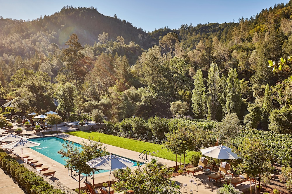 Outdoor Pool, Calistoga Ranch, Auberge Resorts Collection Napa Valley