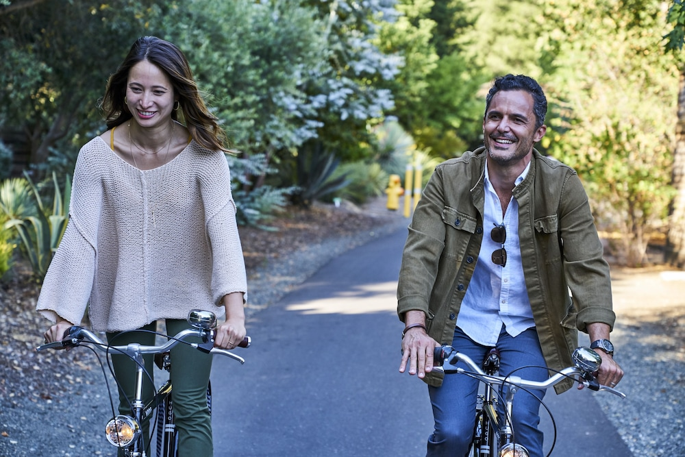 Bicycling, Calistoga Ranch, Auberge Resorts Collection Napa Valley