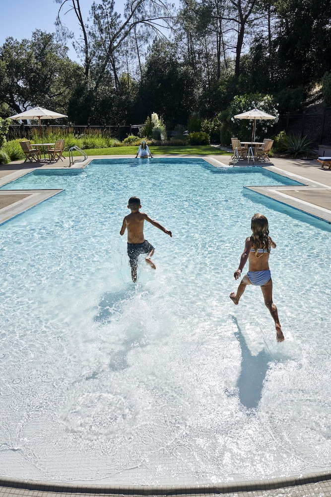 Children's Pool, Calistoga Ranch, Auberge Resorts Collection Napa Valley