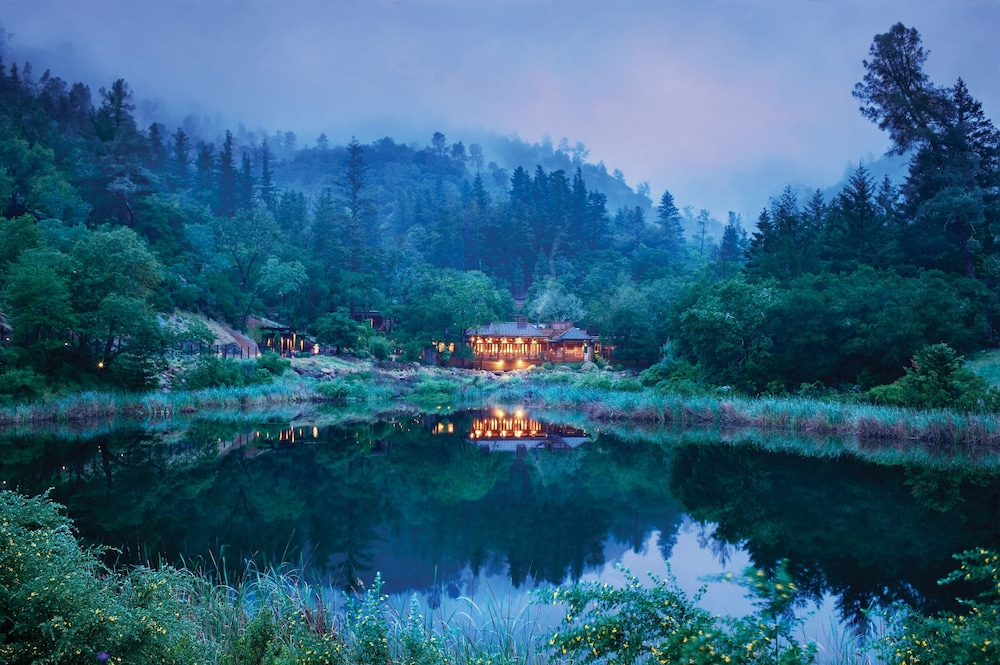 Lake, Calistoga Ranch, Auberge Resorts Collection Napa Valley