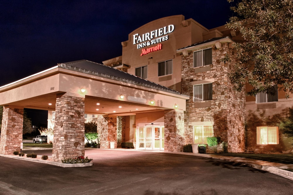 Exterior, Fairfield Inn and Suites by Marriott Roswell