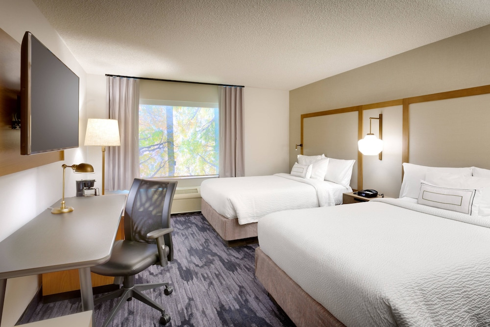 Room, Fairfield Inn and Suites by Marriott Roswell