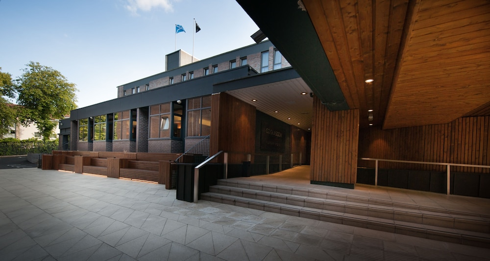 Property Entrance, GoGlasgow Urban Hotel by Compass Hospitality