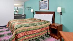 Iron/ironing board, free cribs/infant beds, free WiFi, alarm clocks