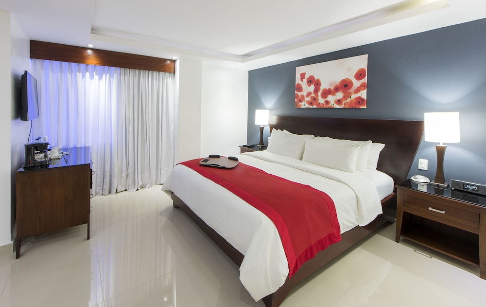 Room Amenity, Centro Plaza Hodelpa