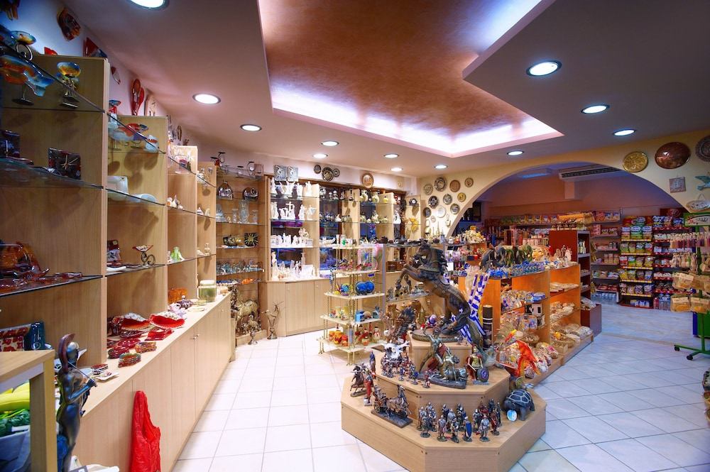 Gift Shop, Blue Dolphin Hotel
