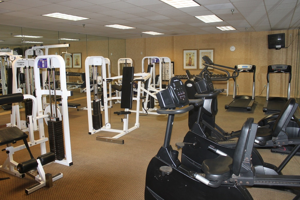 Gym, Kingwood Resort