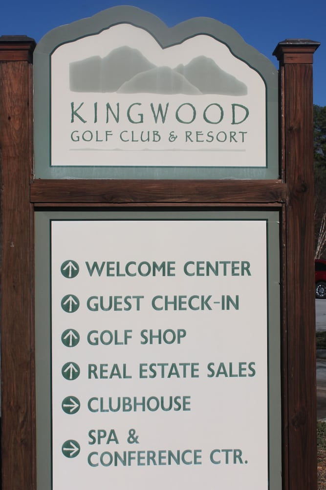 Exterior detail, Kingwood Resort