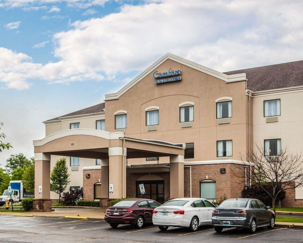Comfort Inn And Suites O Fallon In St Louis Hotel Rates Reviews