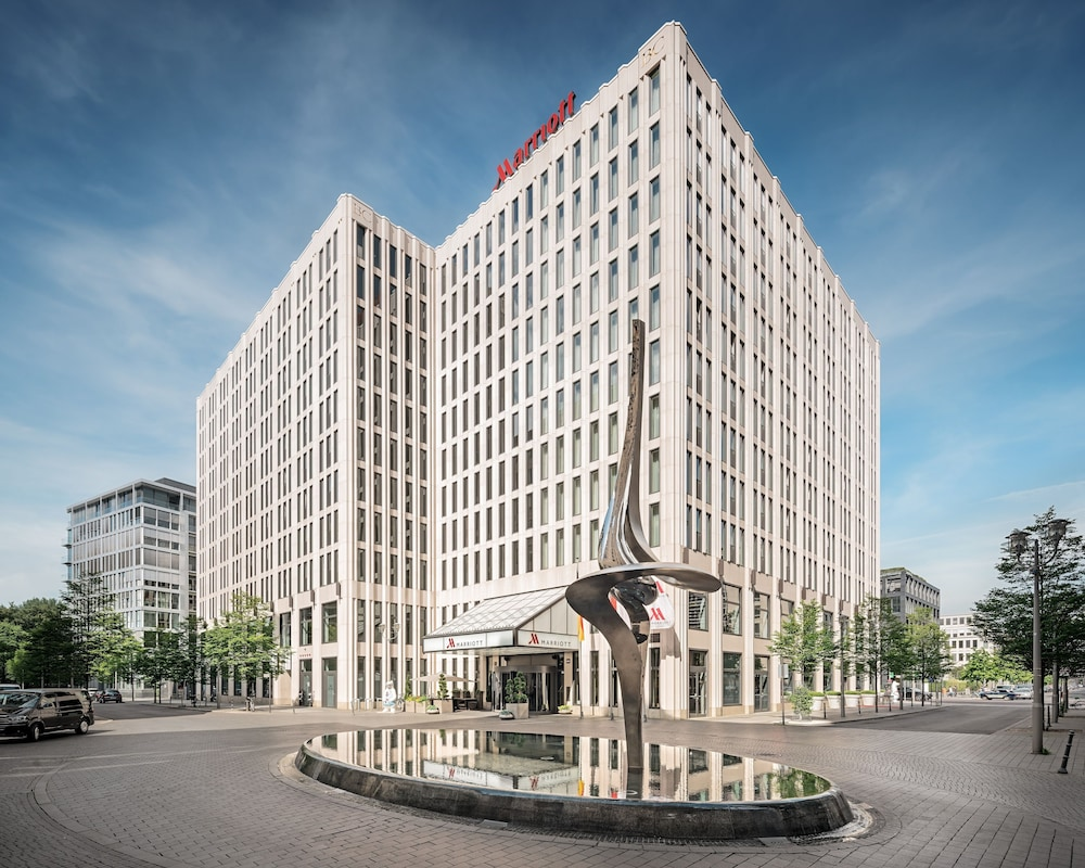 Berlin Marriott Hotel Berlin
