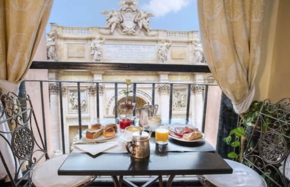 Hotel Fontana In Rome Hotel Rates Reviews On Orbitz
